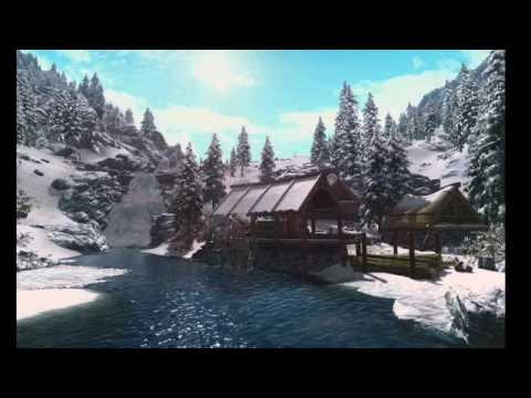 Sounds of Skyrim 3- Winter's Breath