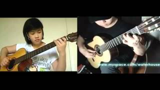 Don't Cry (Guns n' Rose) Guitar solo - Virginia Nguyen
