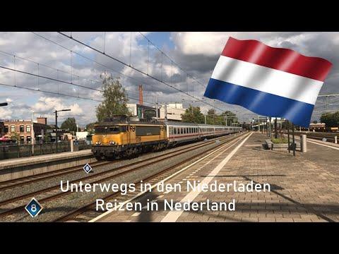 Unterwegs in den Niederladen/Reizen in Nederland