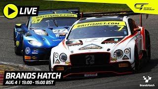 Main Race - BRANDS HATCH - BRITISH GT 2019