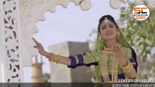 Akha Hind Ma Hetali VIDEO Geeta Rabari New Gujarati WHATSAPP STATUS ||BY STATUS CREATOR||