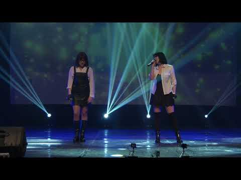 FreeTime-Fest 2018 - Block1 - Asia Karaoke - TwainT - Ailee and Lee Min Jung - Heaven