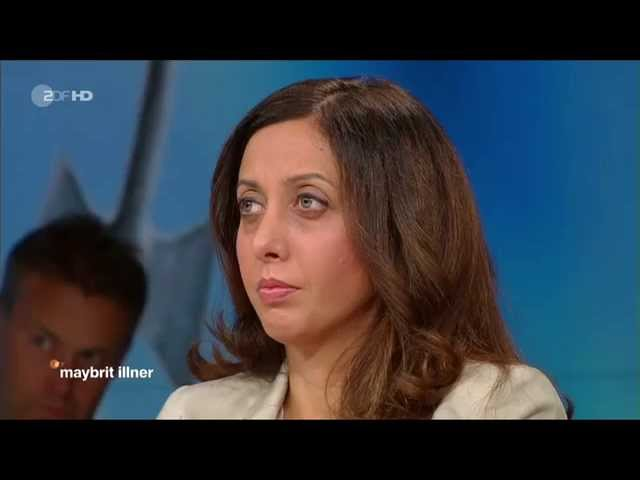 maybrit illner   03.09.2015   Guter Flüchtling, böser Flüchtling? - Wer darf bleiben? [HD]