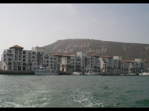 Agadir Marina - Morocco