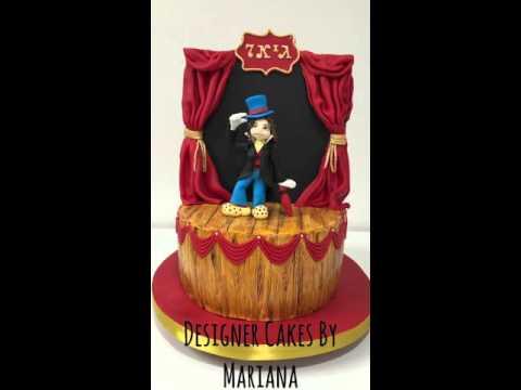 Theater cake