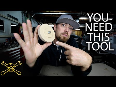 You Need This Tool - Episode 87 | Emblem, Molding and Pinstripe Remover