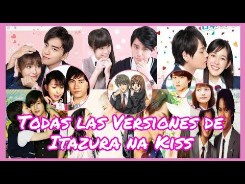TOP 9 VERSIONES DEL MANGA ITAZURA NA KISS 😱👩❤️👨