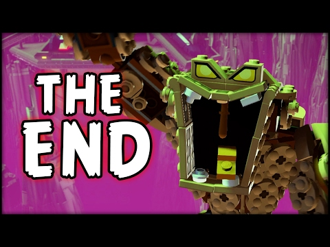 The LEGO Batman Movie - Part 6 - The End! - Lego Dimensions Story Pack