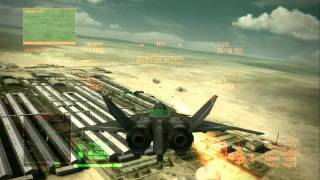 "Ace Combat 6: Fires of Liberation - Mission 5 ""Anea Landing"""