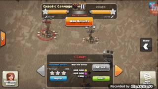 Clash of Clans - 3 Starring TWO common Anti-3 Star TH9 War Bases