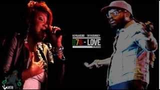 Kayla Bliss Ft. Tarrus Riley - 876-Love - XTM Nation - November 2013