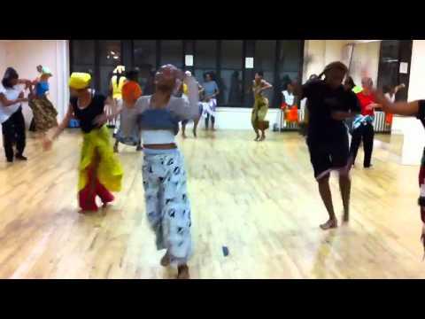 Mariama Bass's Sabar Dance Class, thumbnail