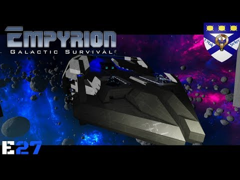 "Empyrion Galactic Survival (S06) -Ep 27 ""Showcase Lancer (CV)"" -Multiplayer ""Let's Play"""