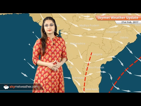 Weather Forecast for Feb 21: Snow in Himachal, Uttarakhand; Rain in Punjab, Rajasthan