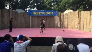 2015.7月25日 夏まつり ヒップホップ.