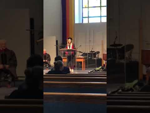 Sarah 2019 Valedictorian speech- Community Christian College