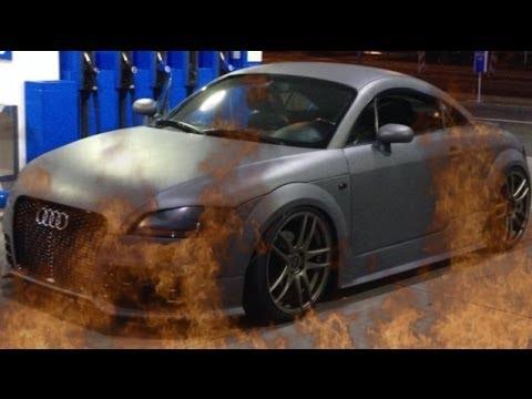Audi TT From Hell