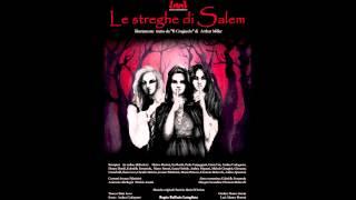 Le streghe di Salem - Main Theme - Patrizio Maria D'Artista