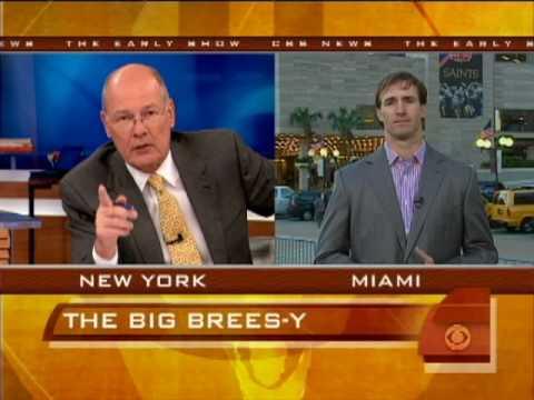 Drew Brees on Super Bowl MVP