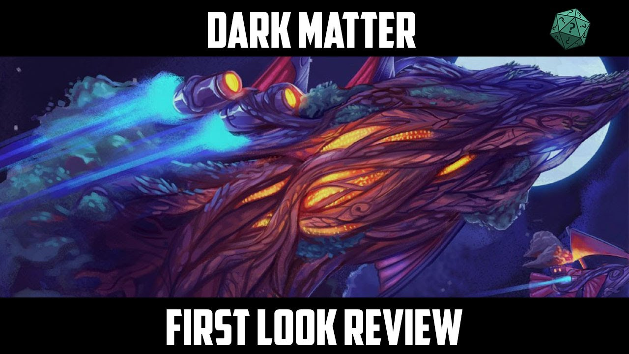 Sci-Fi Dungeons and Dragons 5e | Dark Matter | First Look Review