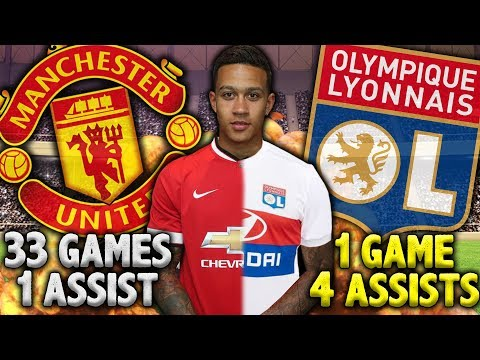 Do Manchester United NEED To Resign Memphis Depay?! | Euro Round-Up