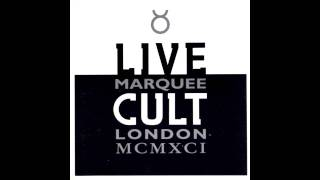 The Cult - Spiritwalker - Live