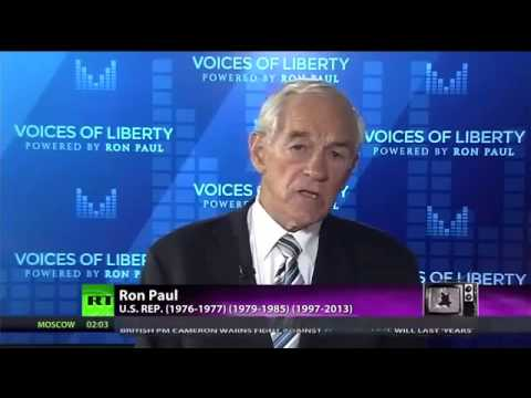 Ron Paul: Obama Has Started 'Illegal and Immoral' Wars in Syria, Iraq, Libya (New Cold War