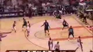 Leandrinho vs DALLAS vs NUGGETS / NBA/SUNS