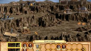 Heroes of Might and Magic IV : Winds of War Campaign - Barbarian Hordes - Rivals