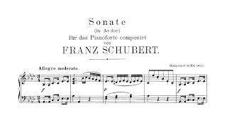 Play Piano Sonata in A-Flat Major, D. 557 III. Allegro