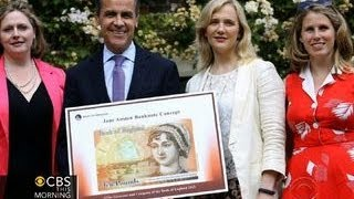 Jane Austen bank note fight sparks abuse, threats on Twitter
