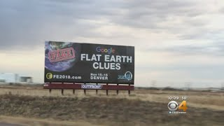 'Flat Earthers' Prepare For International Conference In Denver