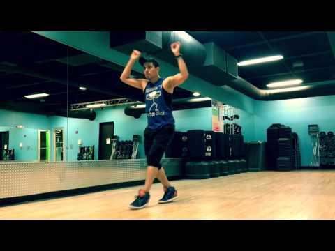 Zumba choreography Asesina by Yandel