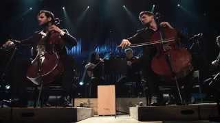 2CELLOS - Bach Double Violin Concerto in D minor (2nd movement)