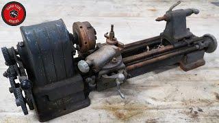1940s Metal Lathe [Restoration]