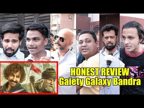 Thugs Of Hindostan HONEST REVIEW | Gaiety Galaxy Bandra | Aamir Khan, Amitabh Bachchan Mp3