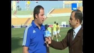 ستاد TEN - لقاء مع محمد عودة مدرب عام المقاولون العرب - يرصد بعض التوقعات لأهداف الماتش