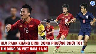 VN Sports 11/10 | Quang Hải được coi là cầu thủ quái kiệt của Châu Á, U19 Thái thua cay đắng U19 VN
