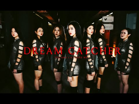 [Halloween Ver.] DREAMCATCHER (드림캐쳐) - INTRO + Chase Me + Dance Break + YOU AND I Remix Dance Cover