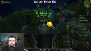 World of Warcraft Magier anspielen...