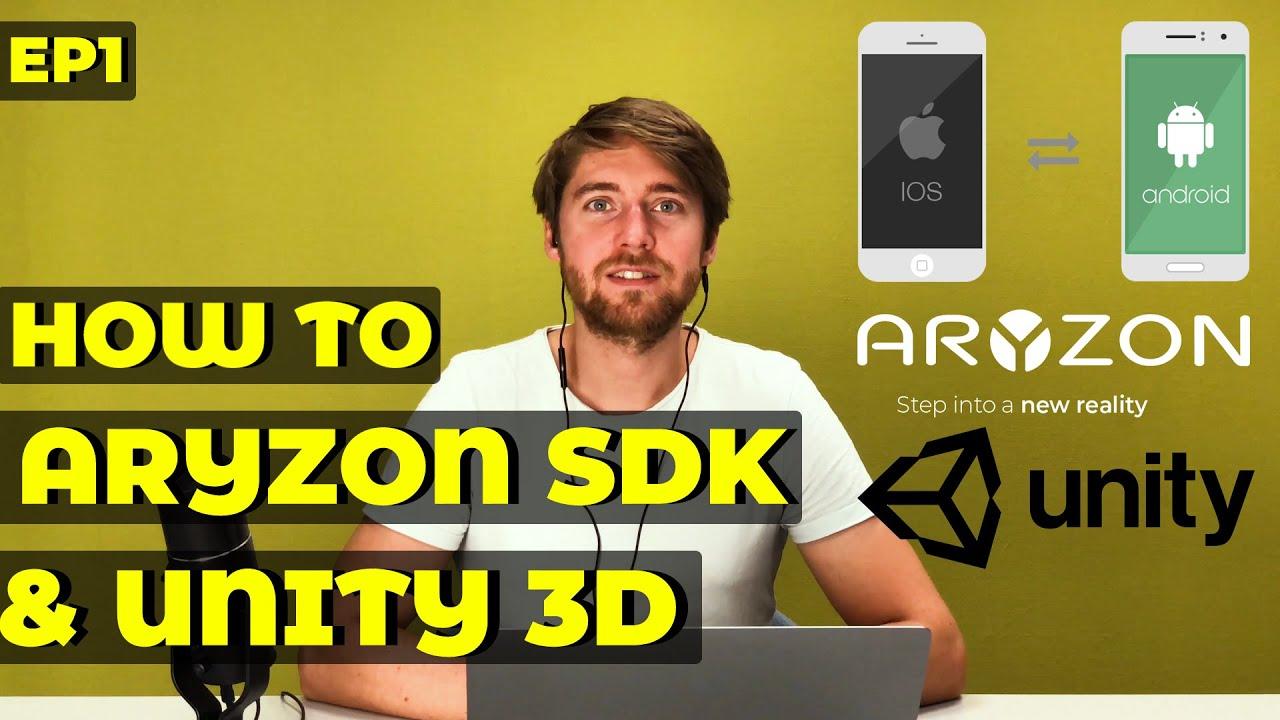 Basic setup of SDK - Aryzon SDK - Aryzon