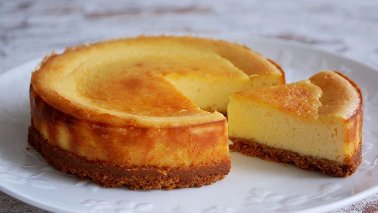 ベイクド チーズ ケーキ 作り方