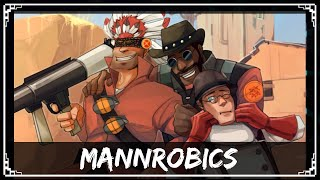 [TF2 Remix] SharaX - Mannrobics
