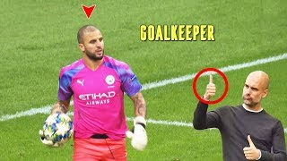 When Famous Outfield Players Try to Be a BETTER Goalkeepers
