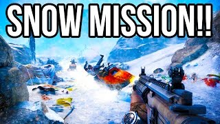 Far Cry 4 - FIRST SNOW MISSION!! (PS4 Campaign Gameplay 1080p HD)