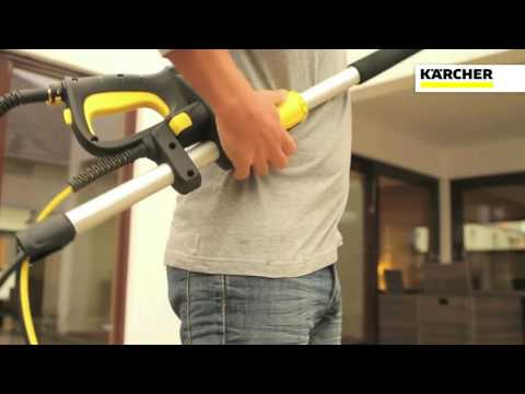 Kärcher NZ - How to Use a Telescopic Lance When Cleaning at Height