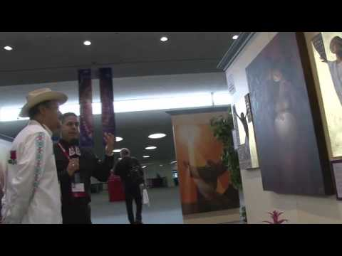 REC 2013 | Lalo Garcia artist interview