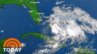 Hurricane Isaias Slams Bahamas, Takes Aim At Florida Coast | TODAY