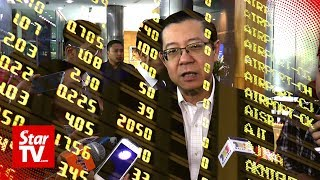 Banks not doing enough to grow the economy, says Guan Eng