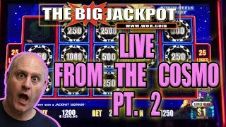 LIVE PLAY from the Cosmopolitan Casino